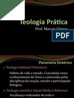 Slide - Teologia Prática