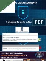TIPS DE CIBERSEGURIDAD Y CULTURA DIGITAL