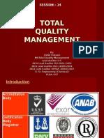 Session 14 ISO Documentation