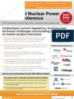 2nd Annual Nuclear Power Uprate Conference