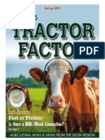 Tractor Factor (March 2021)