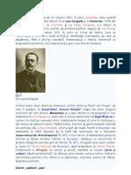 Caragiale - biografie