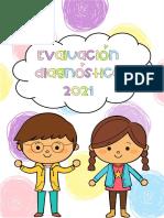 Evaluación diagnóstica - 2021 - Educa Asiri