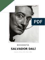SALVADOR DALÍ Prueba Scribd