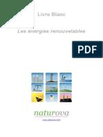 242827347 Livre Blanc Energies Renouvelables PDF