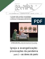 2211 - Igreja e evangelização, provocações da pandemia, Parte 2