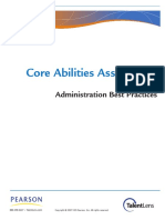 CAA_Administration_Best_Practices