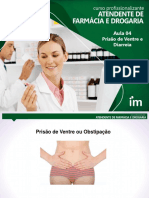 AULA 03 Principais doenças do intestino