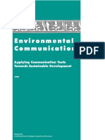 Environmental Comunication