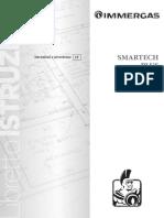 Libretto App Cronotermostato Smartech Plus 1045008
