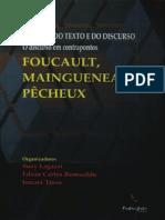 ebook_procad.- Foucault, Maingueneau, Pêcheux