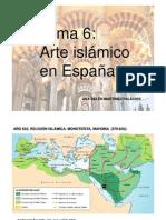 ARTE ISLÁMICA EN ESPAÑA