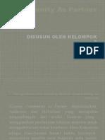 Dlscrib.com PDF Ppt Komunitas Community as Partner Dl 30b4b807e26995eb89a527a211c21dd1