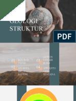 PPT Kelompok 9 Geologi Struktur