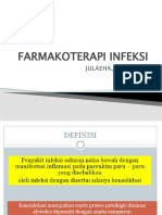 8. FARMAKOTERAPI INFEKSI