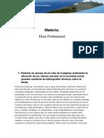 Etica profesional 5