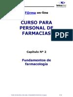 CAPITULO_2 Fundamentos de Farmacología