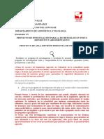 Julio Toro- PLANTEAMIENTO DEL PROBLEMA -SEGUNDA PARTE