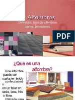PDF Alfombras