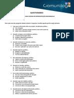 QUESTIONÁRIO_Sistema de representação