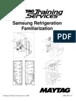 Samsung Refrigeration Familiarization