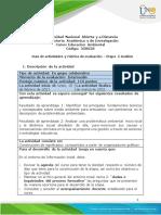 Guia de actividades y Rúbrica de evaluación - Unidad 1 - Etapa 2 - Análisis (1)