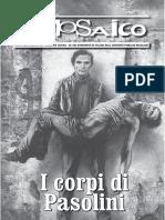 i Corpi Di Pasolini Mosaico Italiano Iss