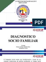 3. DIAGNOSTICO SOCIO FAMILIAR