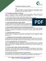 Pressupostos da PNL (1)