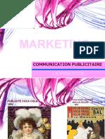 Communication Publicitaire 2020