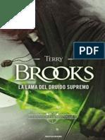 La Lama Del Druido Supremo - Terry Brooks