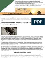 Confirmation Majeure Pour La Théorie Du Virus Utile