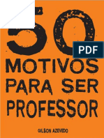 50 Motivos Para Ser Professor