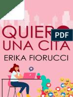 Quiero una cita- Erika Fiorucci