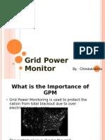 Grid Power Monitoring