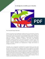 Estrategias de divulgación científica para Colombia