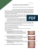 14. REFUERZO DE CONCEPTOS DE SEMIOLOGÍA Y DIAGNOSTICO PERIODONTAL