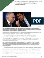 Medida do governo sobre redução de vagas em faculdades gera polêmica_ entenda o impacto da mudança - BBC Brasil