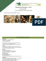 Planificação Anual de Português - 11º ano
