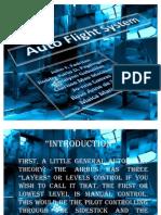 Auto Flight System