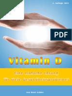Vitamin D - eine einfach Lösung für viele Probleme