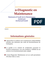 DIAGNOSTIC MAINTENANCE