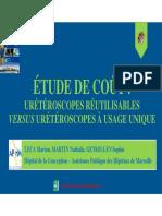 Ureteroscope ruétilisable