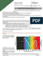 FT21 - Exercícios Sobre Fotossíntese e Quimiossíntese+Correção