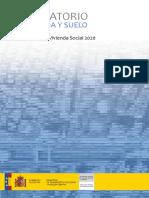 Boletín Especial Vivienda Social 2020