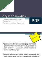 oquegramtica-120324101538-phpapp02
