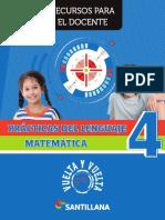 Soluciones de Pdl y Matmética 4to