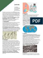 Las 10 principales ramas de las ciencias sociales