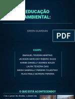 Educação Ambiental_ Green Guardian(Apresentação)