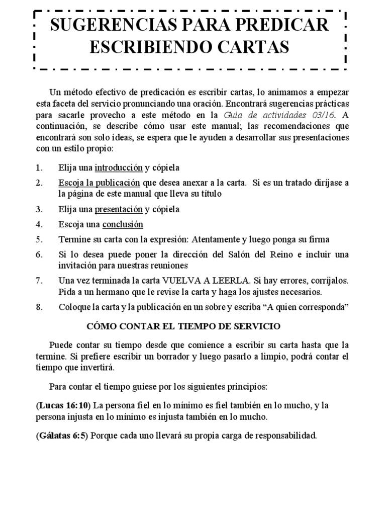 Manual para Escribir Cartas 20   PDF   Sufrimiento   Muerte